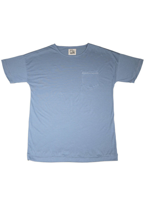 Take Me Everywhere T-Shirt in Arctic Blue for Men and Women by One For The Road on Jetset Times SHOP