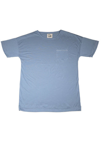 Take Me Everywhere T-Shirt for Men and Women - Arctic Blue