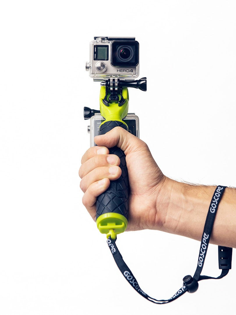 GoScope SURFACE Floating Hand Grip for GoPro Camera by GoScope on Jetset Times SHOP