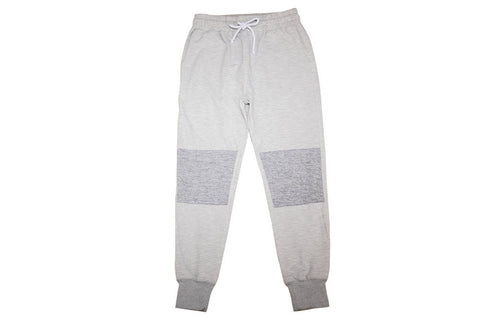Ash Gray Jogger Pants for Men and Women - Moto