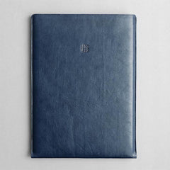 Leather MacBook/MacBook Air/MacBook Pro Sleeve - Hike in Blue by HANDWERS on Jetset Times SHOP