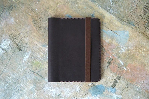 iPad Mini Leather Folio - Various Colors