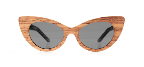 Koshka Wood Sunglasses for Men & Women - Various Colors