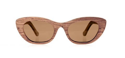 Mechta Wood Sunglasses for Men & Women - Various Colors