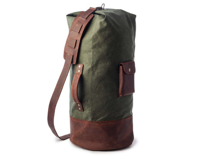 Duffle Bag Green
