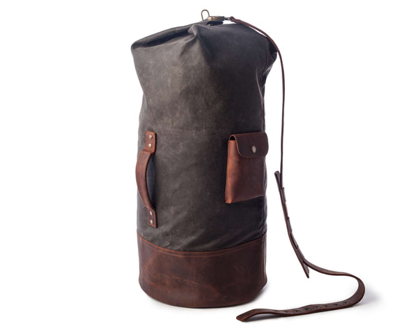 Duffle Bag Chocolate