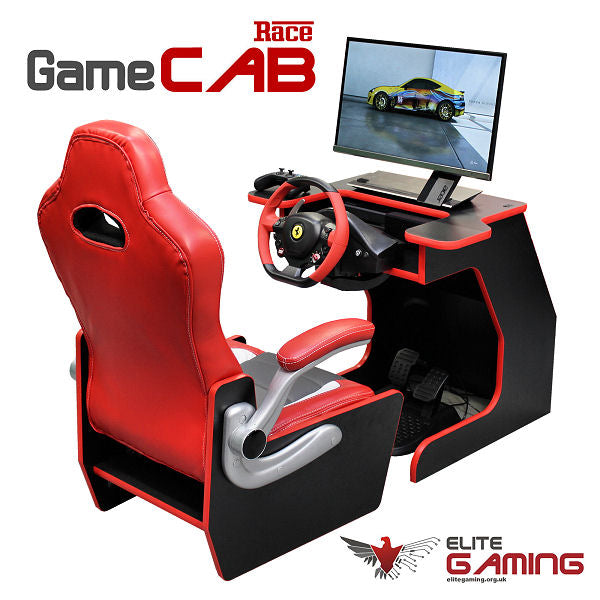 GameCAB Racer with Xbox One and Forza 6