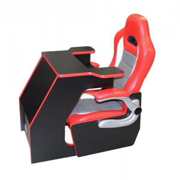 GameCab Racer compact gaming chair