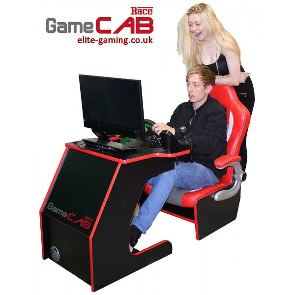 GameCab Racer Driving Seat
