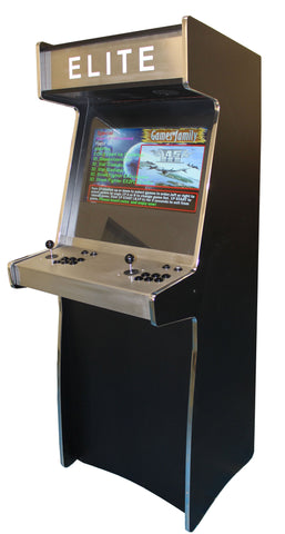 Elite Arcade - GameCAB | Flight and Driving Simulation Gaming