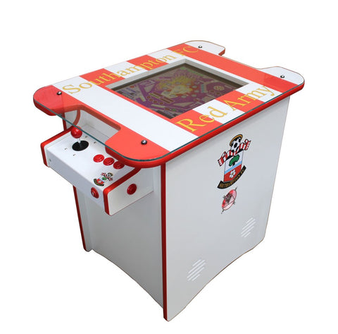 Retro Arcade - Bespoke Designs - GameCAB | Flight and Driving Simulation Gaming
