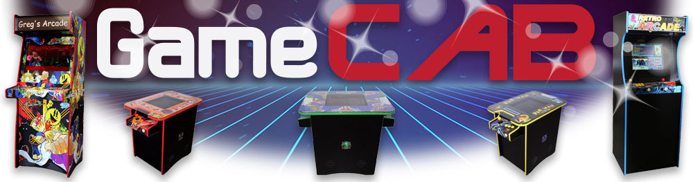 GameCAB UK | Awesome Arcade Machines