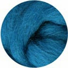 Lagoon NZ Corriedale Wool Roving - Happy Hedgehog Post