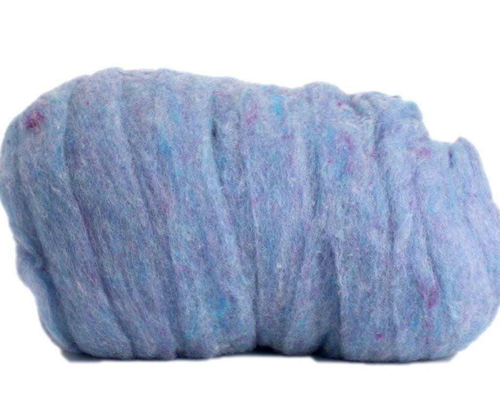 Cornflower Blue Wool Fleece