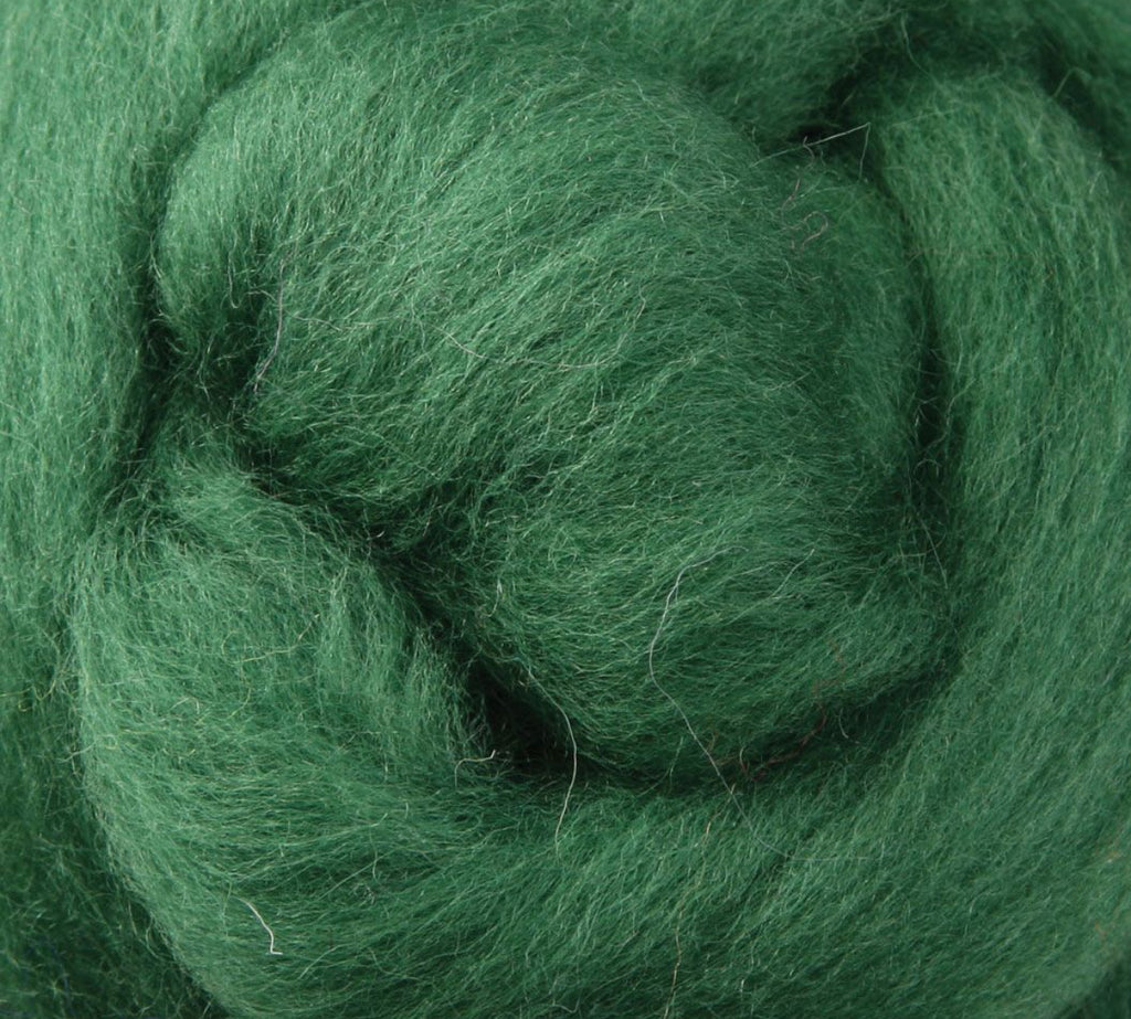 Kiwi NZ Corriedale Wool Roving