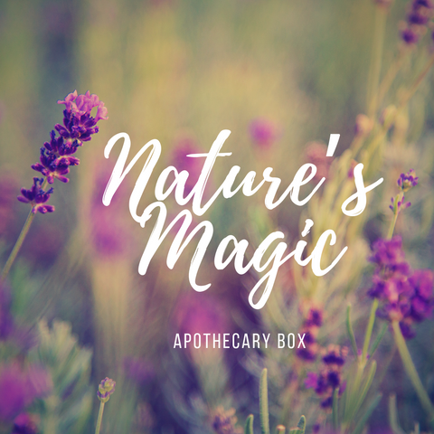 Preorder Nature's Magic Apothecary Box