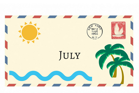 July Envelope