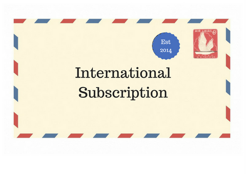 International Quarterly Subscription