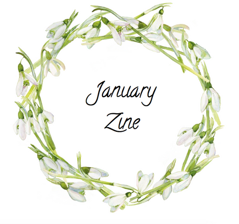 January Digital Zine