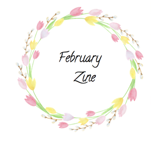 February Digital Zine
