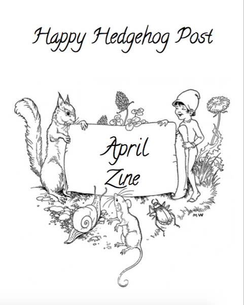 April Digital Zine