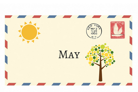 International May Envelope