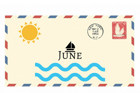 June Envelope