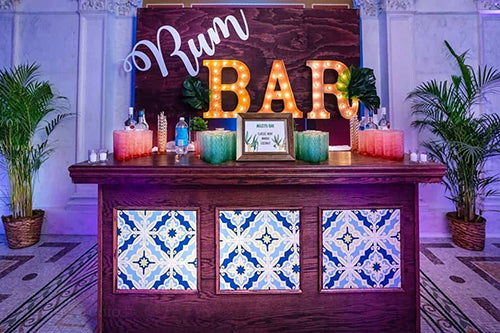FIVE TIPS FOR DECORATING WITH MARQUEE LIGHT