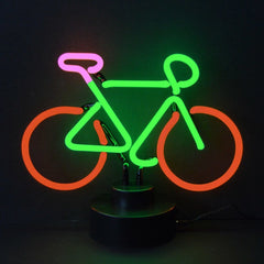 Neon Sculptures - Bicycle Neon Sculpture