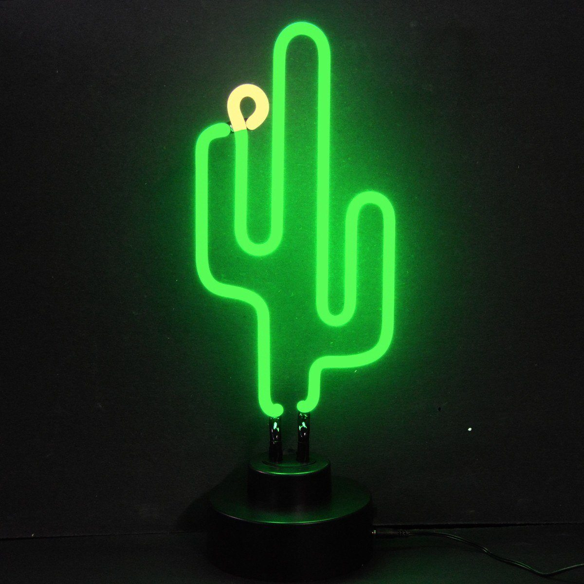 Neonetics cactus neon sculpture buy neon countertop for De signs