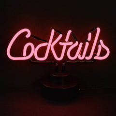 Neon Sculptures - Cocktails Neon Sculpture