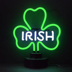 Neon Sculptures - Irish Shamrock Neon Sculpture