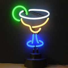 Neon Sculptures - Margarita Neon Sculpture