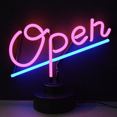 Neon Sculptures - Open Neon Sculpture