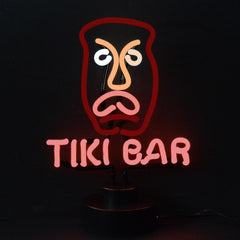 Neon Sculptures - Tiki Bar Neon Scuplture