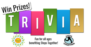 Trivia Fun Day at Sunnyside Gifts to benefit Steps Together!