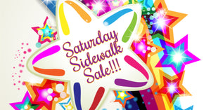 Sunnyside Gifts Hosts Sidewalk Sale on Sat, May 18th! 50% off!