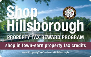 Shop Hillsborough! Sunnyside Gifts Joins Property Tax Reward Program for Shoppers!