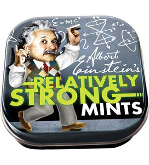 Einstein's Relativity Mints