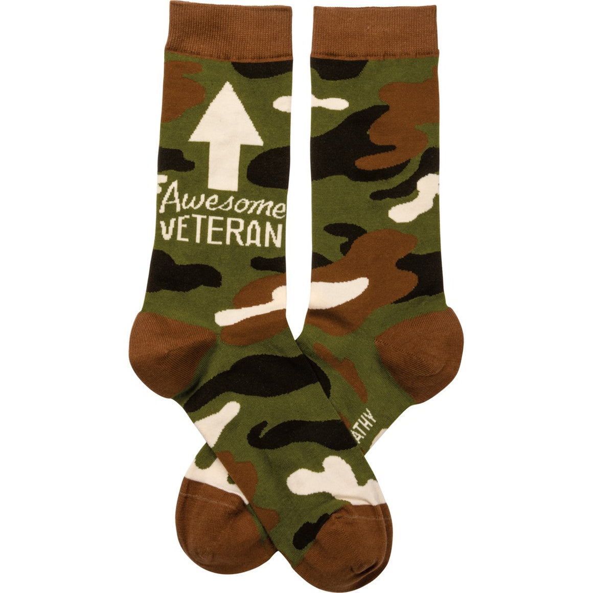 Awesome Veteran Socks