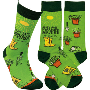 Awesome Gardener Socks