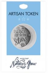 Reach for the Stars / There is Always Hope ~ Nature's Grace Token