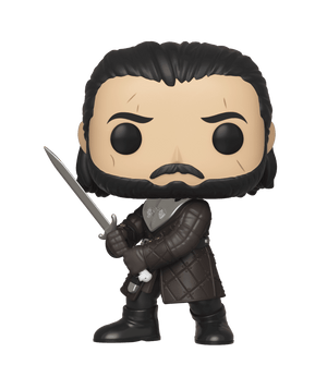 Funko Pop Vinyl Figurine Jon Snow Season 8 - Game of Thrones