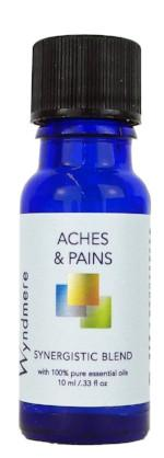 Aches & Pains Synergistic Blend ~ 10ml (1/3 oz)