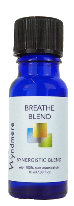 Breathe Blend Synergistic Blend ~ 10ml (1/3 oz)