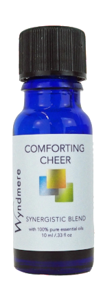 Comforting Cheer Synergistic Blend ~ 10ml (1/3 oz)
