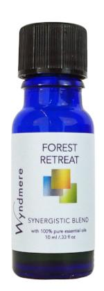 Forest Retreat Synergistic Blend ~ 10ml (1/3 oz)