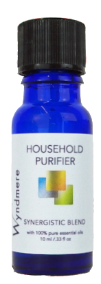Household Purifier Synergistic Blend ~ 10ml (1/3 oz)