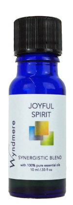 Joyful Spirit Synergistic Blend ~ 10ml (1/3 oz)