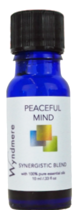 Peaceful Mind Synergistic Blend ~ 10ml (1/3 oz)